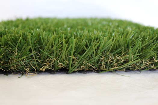 Synthetic Thatch and Grass Blades Look Just Like Real Grass!