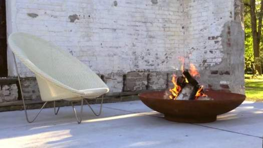 Creative Landscape Depot  fire bowl & feature