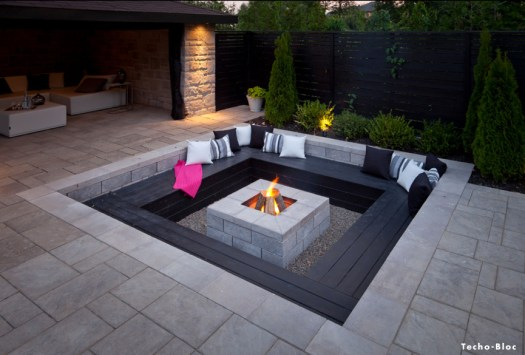 Dimensions and added outdoor living areas add excitement and make a landscape investment valuable.