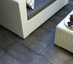 Barnboard by Broolin is a wonderful and unique paver choice to highlight your design style!