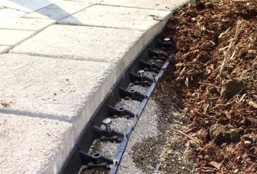 Hardscape and paver accessories are all a part of a stone landscape.