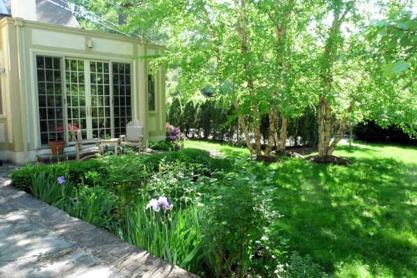 sustainable landscaping - improving