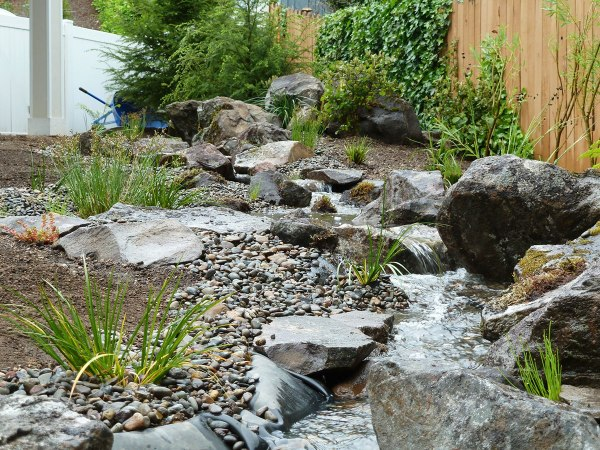 pondless stream creative landscapes