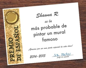 PremioExample