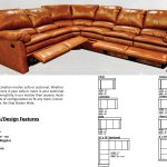 Bellagio Reclining Sectional Creative Leather Furniture