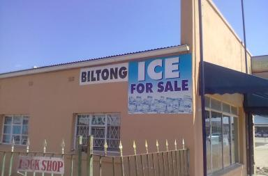 Biltong ice for sale
