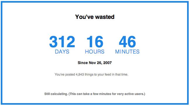 time-i've-wasted-on-facebook