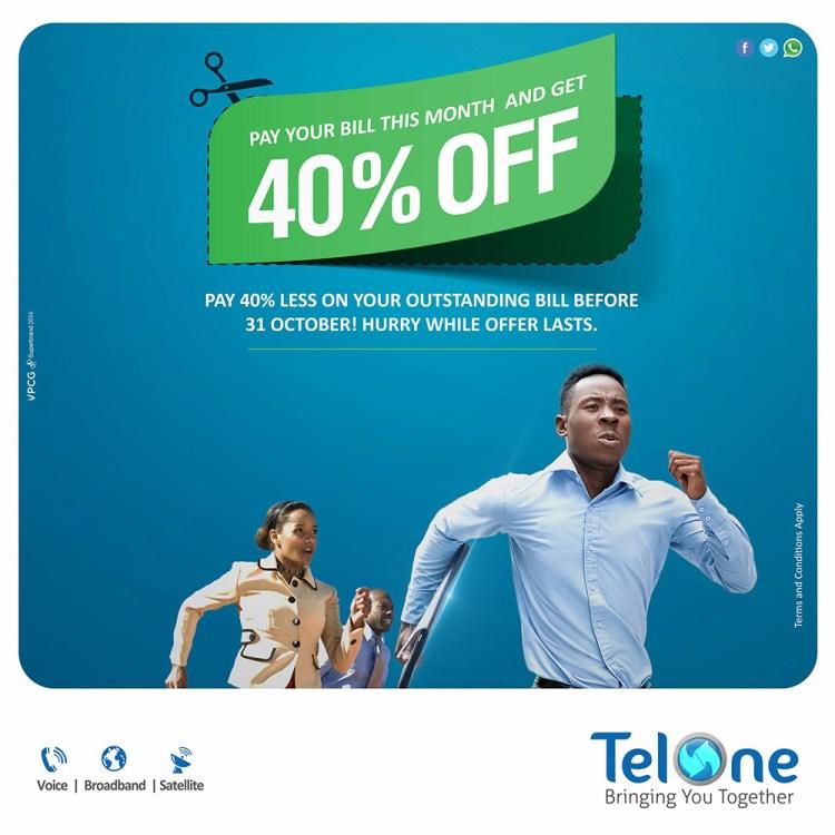 TelOne Bills