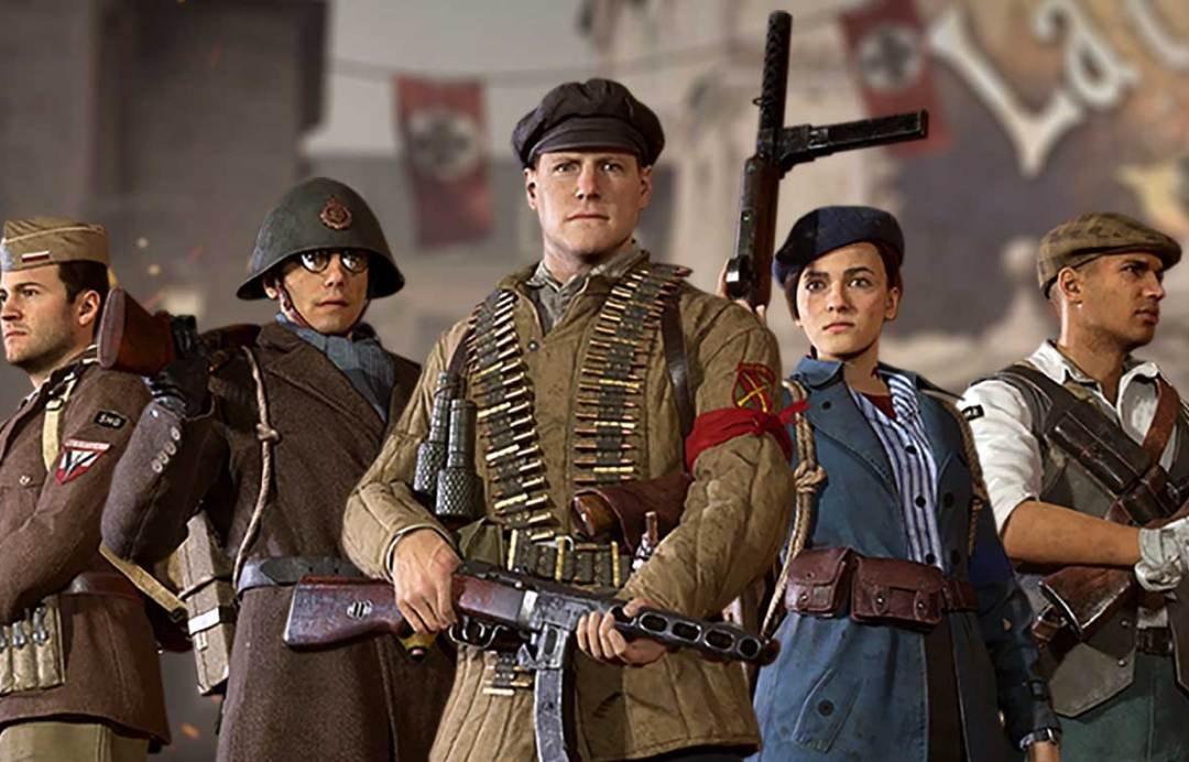Call of Duty: WWII Resistance