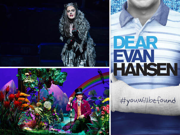 Seattle's Broadway 2018-19 season