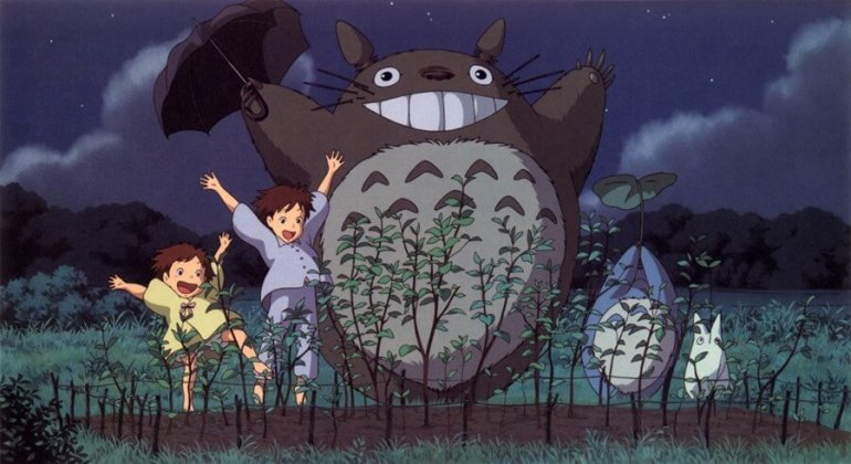 OMSI highlights Studio Ghibli