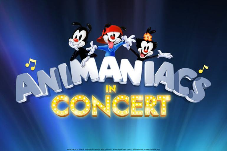 Animaniacs in Concert! at Portland'5
