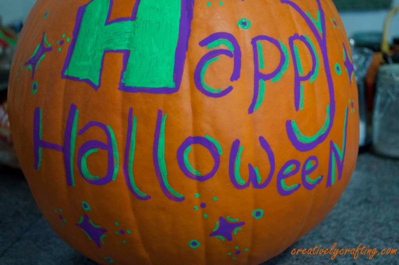 Last Minute Halloween Decorations