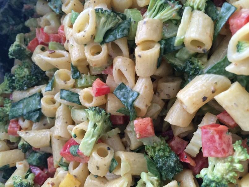 Cajun Macaroni Salad