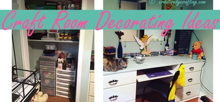 7 Craft Room Decorating Ideas