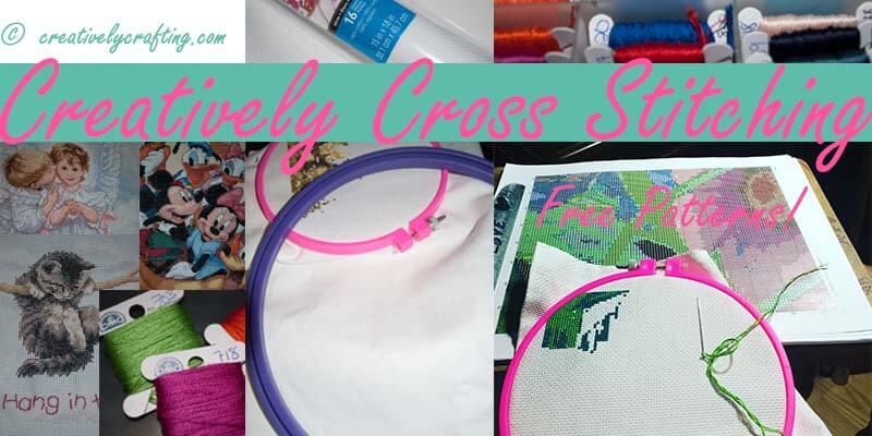 cross stitch patterns free printable