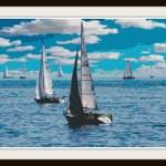 nautical cross stitch pattern