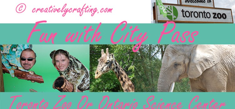 City Pass Fun – Toronto Zoo or Science Centre