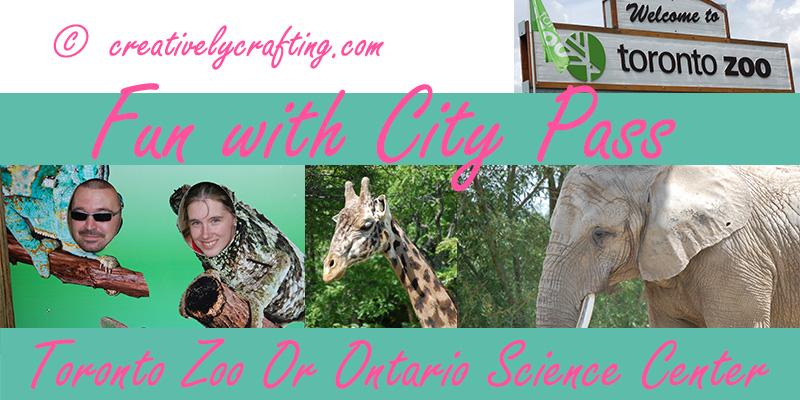 City Pass Fun – Toronto Zoo or Science Centre