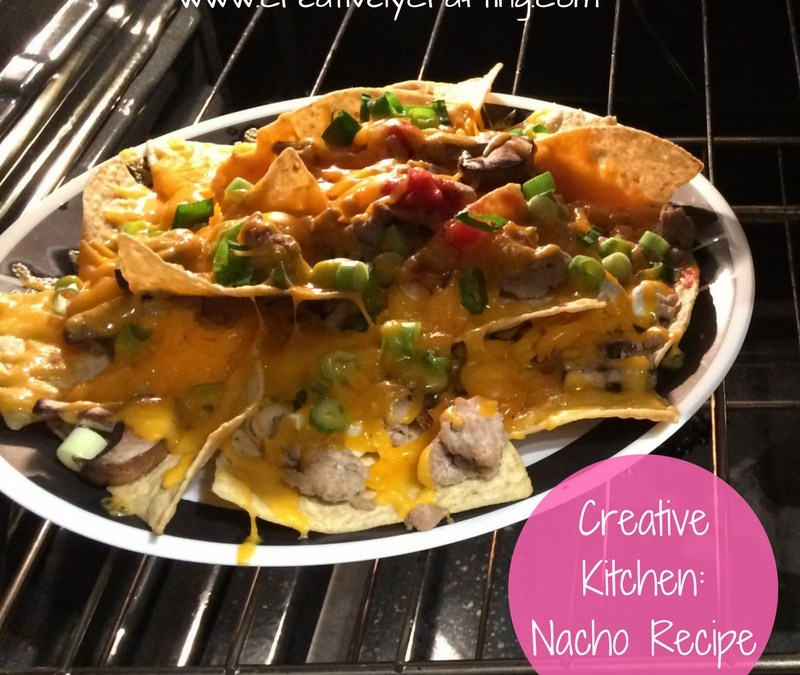 Easy Nachos Recipe – Great Friday Night Dinner!