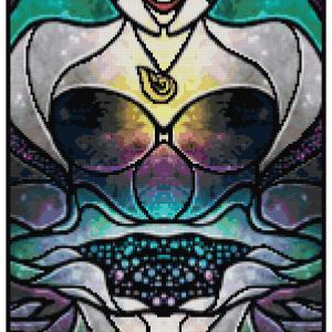 Ursula Cross Stitch Pattern