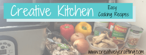 My Creative Kitchen: Tons of super easy cooking recipes.
