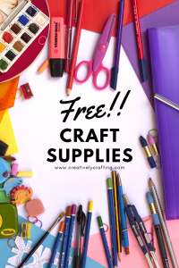 Tons of Totally Free Craft Supplies