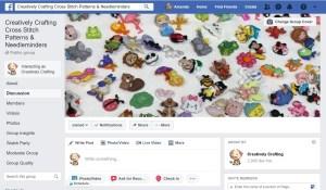 Magnetic Needleminder Facebook Group