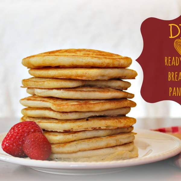 DIY Ready-Made Pancakes