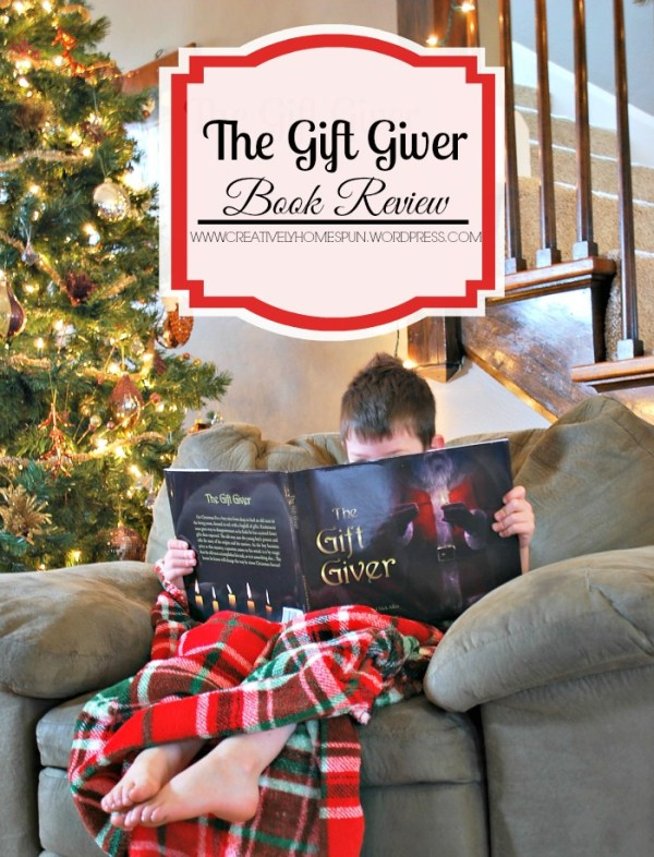 The Gift Giver Book Review #childrensbooks #gift #christmasstory #bookreview