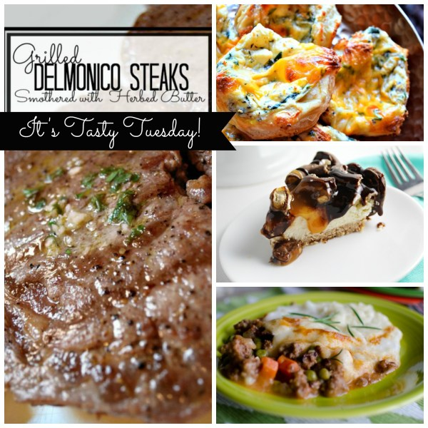 Tasty Tuesday 3/15 Link Party! #linkup #recipes