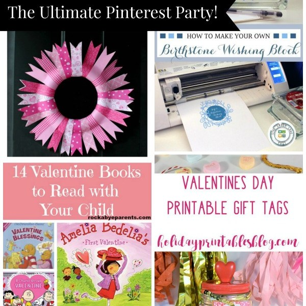 The Ultimate Pinterest Party, Week 133