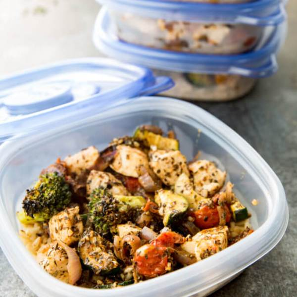 20 Best Meal Prep Lunch Bowls!
