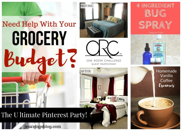 The Ultimate Pinterest Party, Week 148