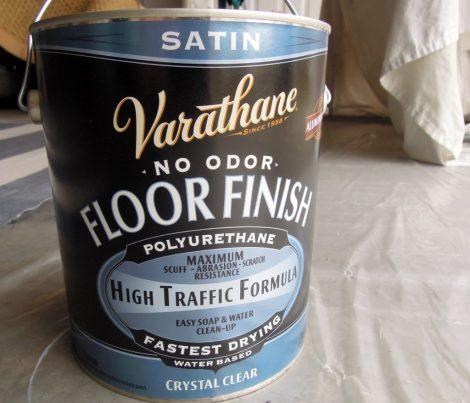 polyurethane floor cloth