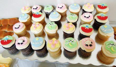 baby shower cupcake ideas