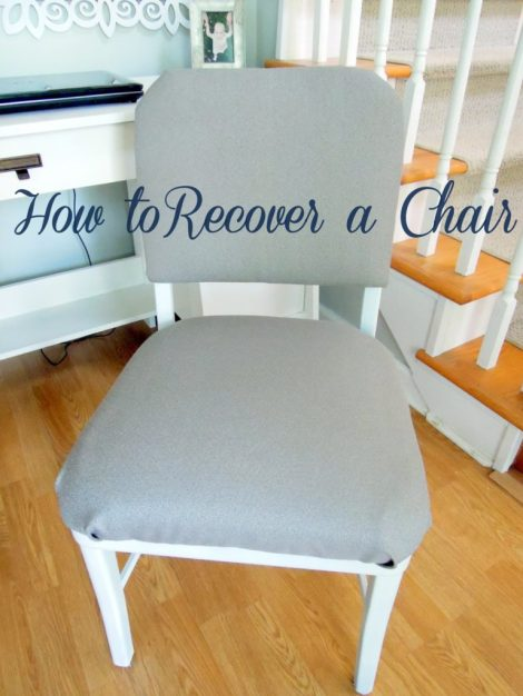 how to recover a chari
