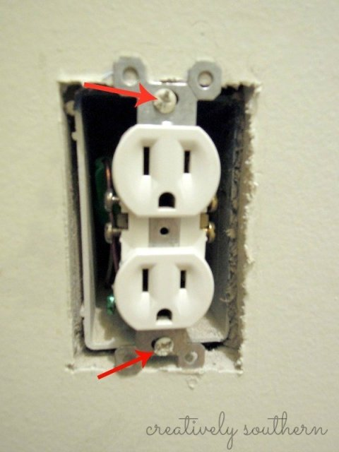 change an outlet