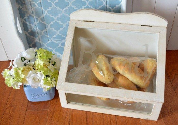 farmhouse breadbox