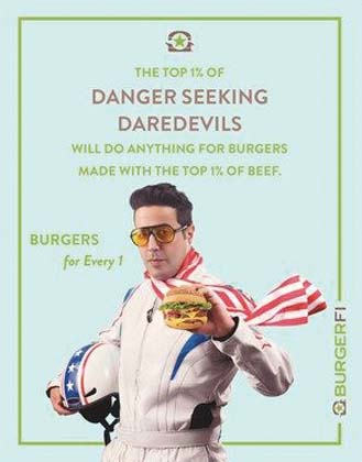 BurgerFi Campaign Offers 'BURGERS For Every 1'