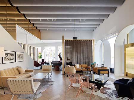 Knoll Debuts Home Design Shop In Los Angeles | Creative Magazine