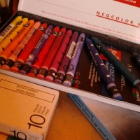 Art journaling 101: materiale necesare