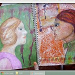 Art journal de la Derwent