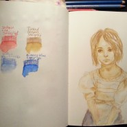 13/30 portrait challenge by Cristina Parus @ creativemag.ro