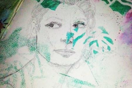 4/30 one portrait per day challenge by Cristina Parus @ creativemag.ro