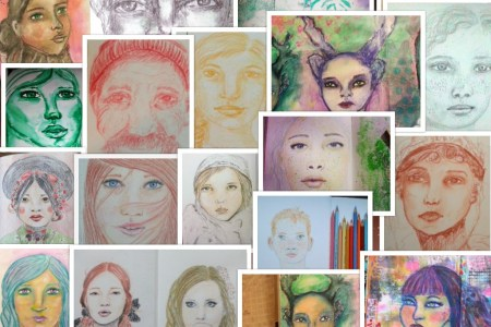 collage-30-portraits-photos @ creativemag.ro