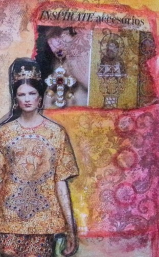 Collage detail by Cristina Parus @ creativemag.ro
