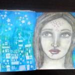 Very Scrap Art Journaling May Challenge