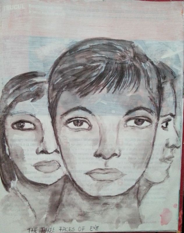 29 Faces September 2015 – Face #13, 14 and 15 by Cristina Parus @ creativemag.ro