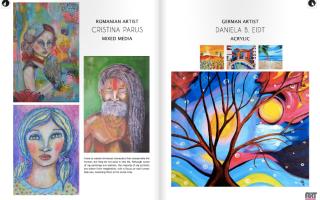 Romanian Artist Cristina Parus page 14